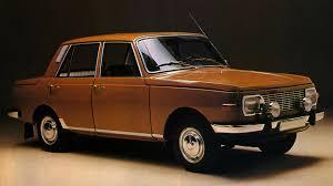 soviet bloc cars were weird wartburg 353