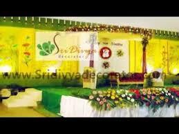 Wedding Backdrop Coimbatore Wedding Stage Decorators In Coimbatore Tamilnadu India Youtube