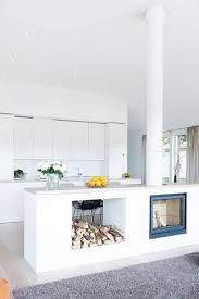 excellent ideas of indoor firewood boxes and storages for modern