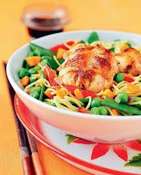 recette cuisine au wok recette wok de lapin aux petits légumes