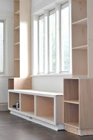 Folding Bookcase Plans Furniture 20 Wonderful Pictures Diy Built In Bookshelves With