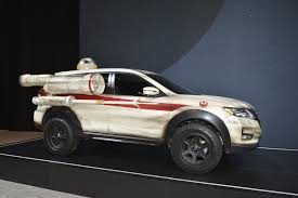 nissan rogue one star wars 2017 nissan rogue one star wars concept conceptcarz com