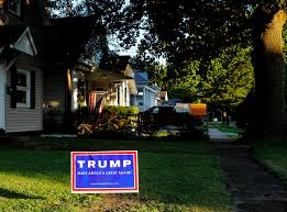 small town america trump s message to small town white america what do you have to