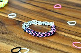 make rainbow bracelet images The cheese thief rainbow loom bracelets for adults and a jpg