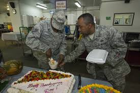 thanksgiving army dvids images transit center at manas provides deployed