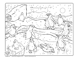 100 penguins coloring pages free printable penguin coloring