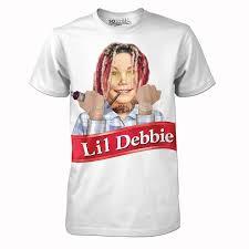 Debbie Meme - lil debbie pump tee soscribbly