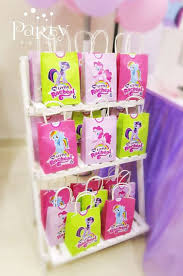 my pony birthday party ideas my pony birthday party ideas favor bags pony and favours