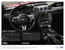 mustang shaker sound system 2015 ford mustang mustangattitude com photo detail