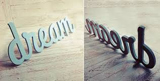 Wooden Words Home Decor Wooden Words