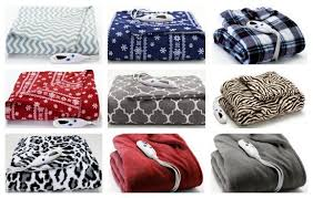 best black friday deals eletric blanket heated blanket kohls custom fleece blankets