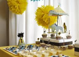 Safari Baby Shower Centerpiece by Jungle Themed Baby Shower Ideas For Safari