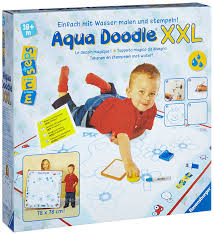 tappeto disegno ravensburger aqua doodle coloring pages books single