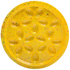 deviled eggs trays deviled egg tray for sale yellow zak style zak designs