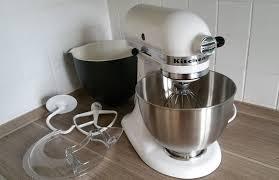 Kitchen Aid K45ss Kitchenaid Classic Küchenmaschine Unboxing Youtube