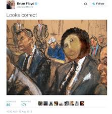 Melting Meme - tom brady s melting face courtroom sketch naturally became a meme
