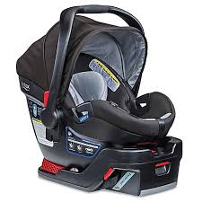 Bed Bath And Beyond Prescott Britax B Safe 35 Elite Infant Car Seat In Prescott Silver Bed