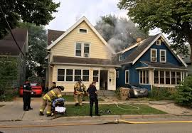 European Homes Workers Credited With Saving Man From Fire On Madison U0027s East Side