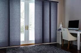 Sliding Panel Curtains Sliding Panel For Patio Door Peytonmeyer Net
