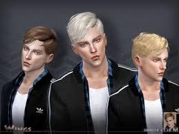 malr hair tumbir sims4 male hair tumblr