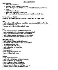 Family Nurse Practitioner Resume Examples by Ziplock Freezer Bag Meal Ideas Quick And Easy Protein