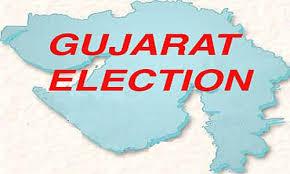 டிசம்பர் 13 , 17 ஆகிய தேகதிகளில் குஜராத் சட்டமன்ற தேர்தல்