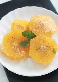 eau de fleur d oranger cuisine salade d oranges parfumée à l eau de fleur d oranger et cannelle