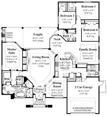 Two Master Bedroom House Plans 85 Best Garage Images On Pinterest House Floor Plans Country