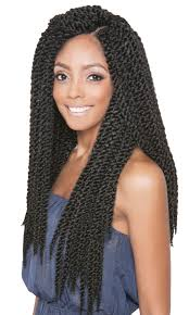 crochet braid hair afri naptural braid bulk cubic twist 3d split twist
