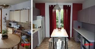 peindre meuble cuisine stratifié relooker sa cuisine rustique les conseils d une pro