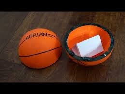 basketball gift basket gift for the men in your diy
