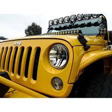 kc hilites 42351 jeep wrangler jk headlights led gravity 7