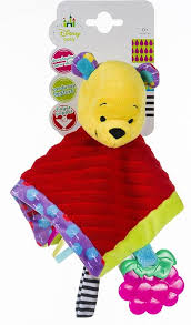 Winnie The Pooh Comforter Toys U2013 Lily And Roux