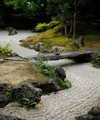 rock garden area in the japanese garden japanese rock garden