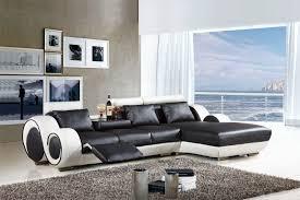 Leather Reclining Sofa Sets Fabulous White Leather Recliner Sofa Set Contemporary Leather