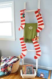 christmas stocking ideas no fireplace christmas stocking solutions dicorcia design
