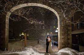wedding arches ottawa a courtyard restaurant winter wedding for michael