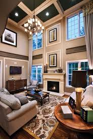 Best  High Ceiling Decorating Ideas On Pinterest High - Living room ceiling colors