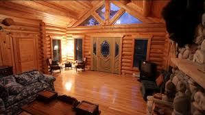 log cabin floors log cabin living hgtv