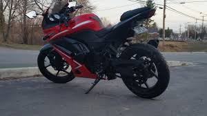 automatic ninja 250 motorcycles for sale