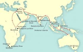 Nile River On Map Going East New Genetic And Archaeological Perspectives On The