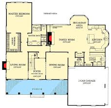 luxury colonial house plans stunner with second deck 32496wp architectural designs