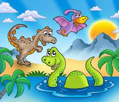 happy dinosaurs wallpaper ohpopsi happy dinosaurs wall mural