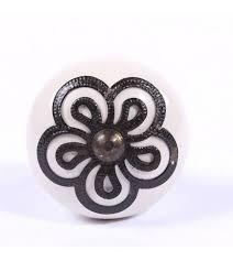boutons de meubles de cuisine bouton de meuble ornement fleur en métal boutons mandarine com
