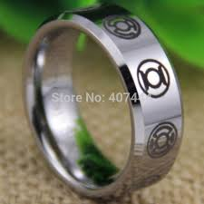 green lantern wedding ring free shipping ygk jewelry hot sales 8mm comfort fit green lantern
