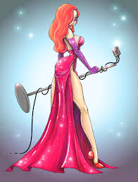 jessica rabbit who framed roger rabbit jessica holli lonette publish with glogster