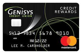where to buy prepaid credit cards mastercard rewards credit union credit cards genisys credit union