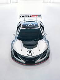 Acura Sports Car Price Acura Nsx Gt3 Race Car Looks Even Crazier Than Production Model