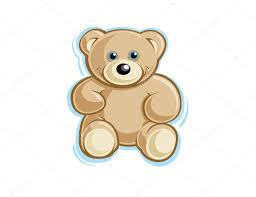 imagenes animadas oso dibujos animados de oso de peluche archivo imágenes vectoriales
