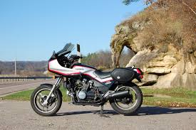 honda sabre midwest motorcycle touring a november to remember